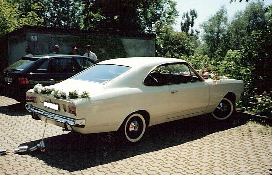 Rekord C-Coupe